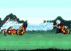 死神冬獅郎vs火影鳴人