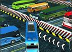 3D巴士停車