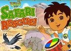 Diego沙漠救援