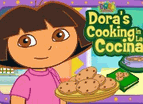 dora做早餐