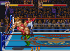 霸王摔角全螢幕