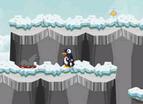 企鵝媽媽救寶寶