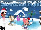 卡通雪球大亂鬥