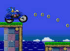 音速小子摩托車2