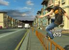 街頭滑板3D