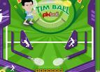 網球拍彈珠台