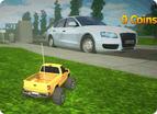 無線遙控玩具賽車