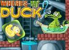 鱷魚找鴨鴨