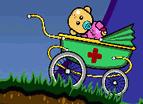 送寶貝到醫院